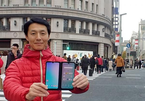 [오늘경제] 'LG 듀얼 스크린' 日 소프트뱅크 매장서 판매