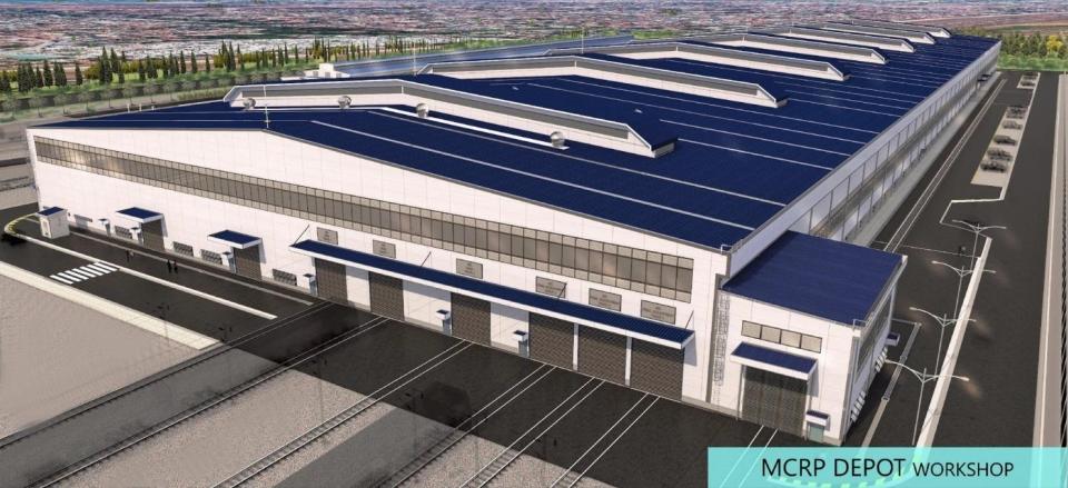 포스코건설, 3500억원 필리핀 남북철도 차량기지 수주